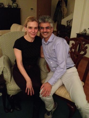 Manolis and Maria toy Giamgou
