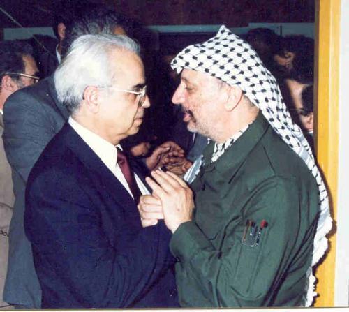 Yasser Arafat -Ο τρυφερός Μαχητής